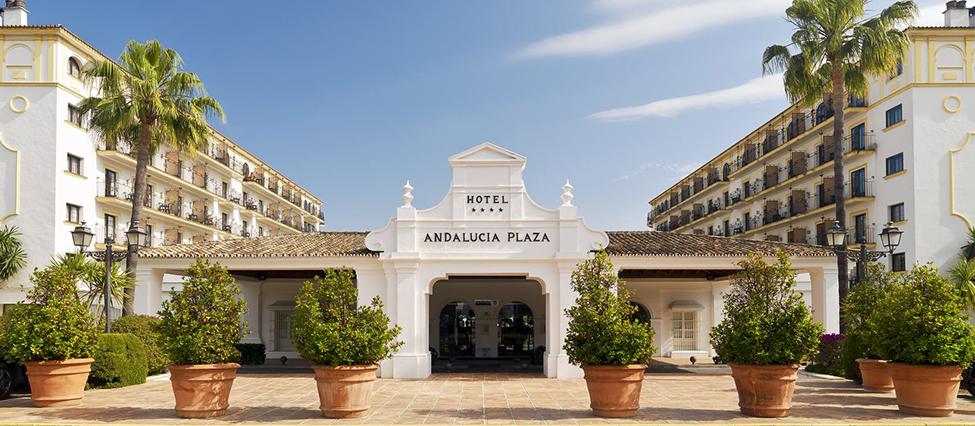 1. HAP Hotel's main entrance