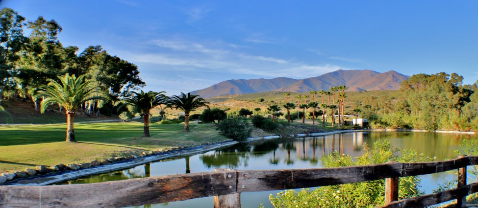 Estepona Golf course Lake view