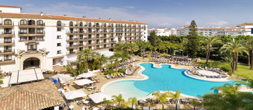 Hotel Andalucia Plaza & Pool