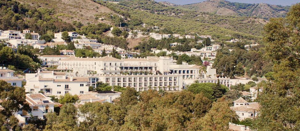 Hotel TRH Mijas – Mountainside setting