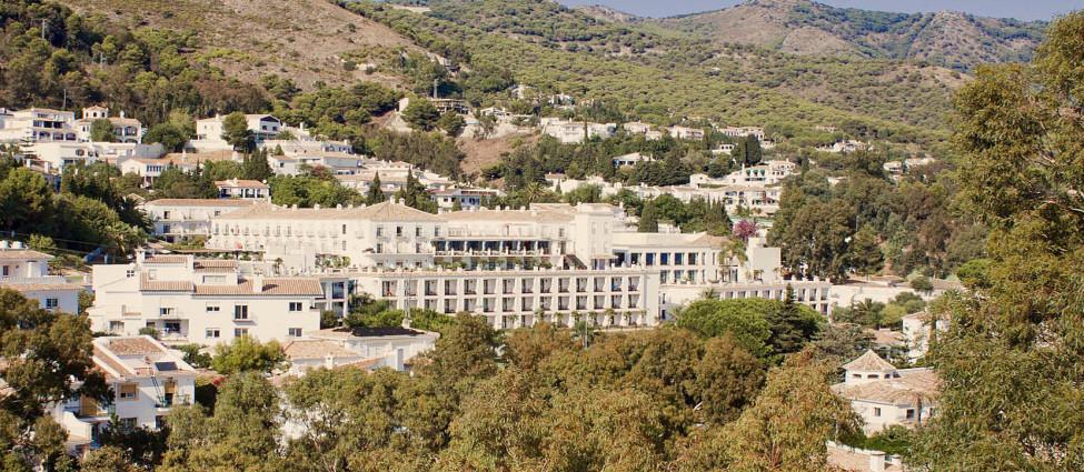 Hotel TRH Mijas – Mountainside setting