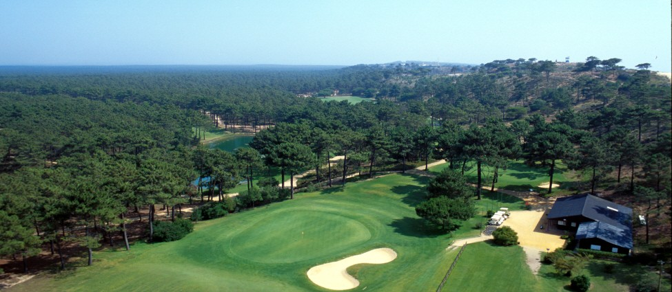 Aroeira 18th Hole & Clubhouse