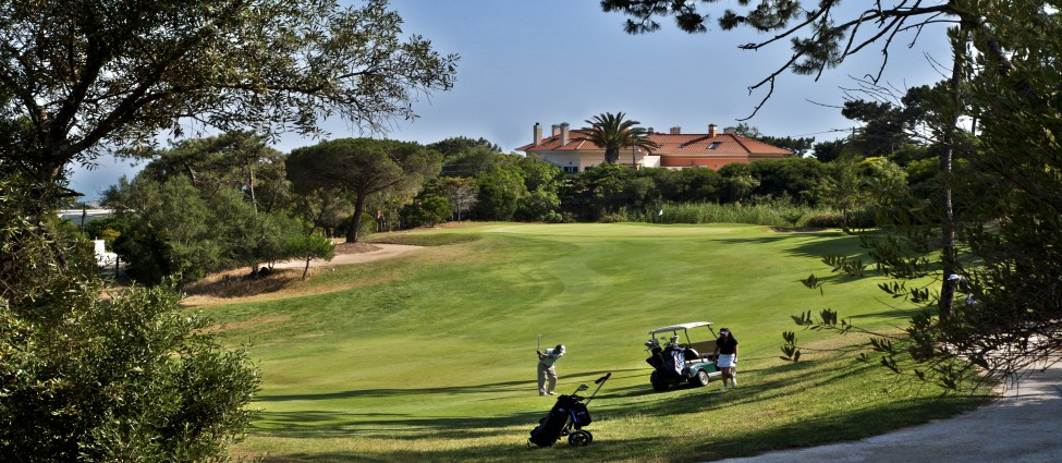 Estoril 17th green