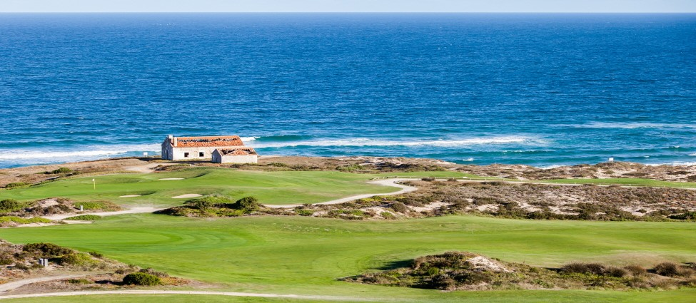 Praia d'el Rey Links holes