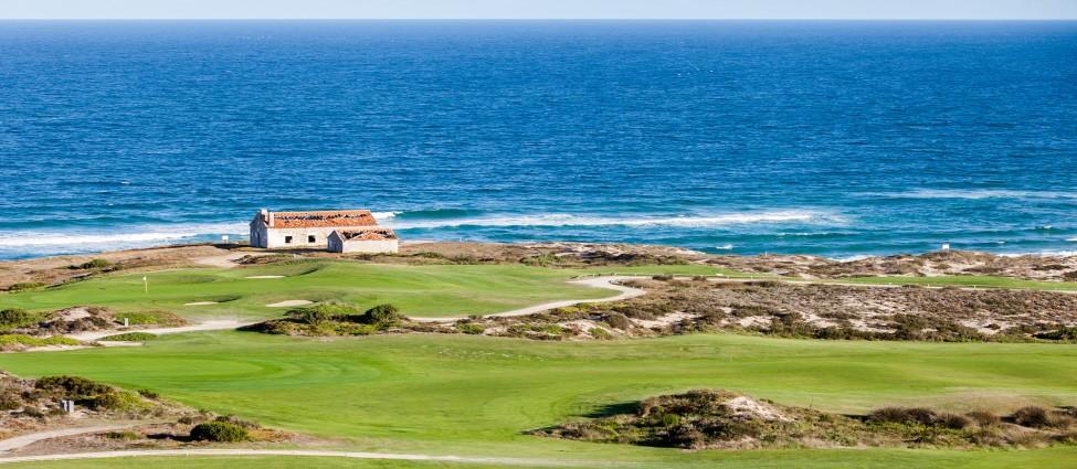 Praia d'el Rey Links holes