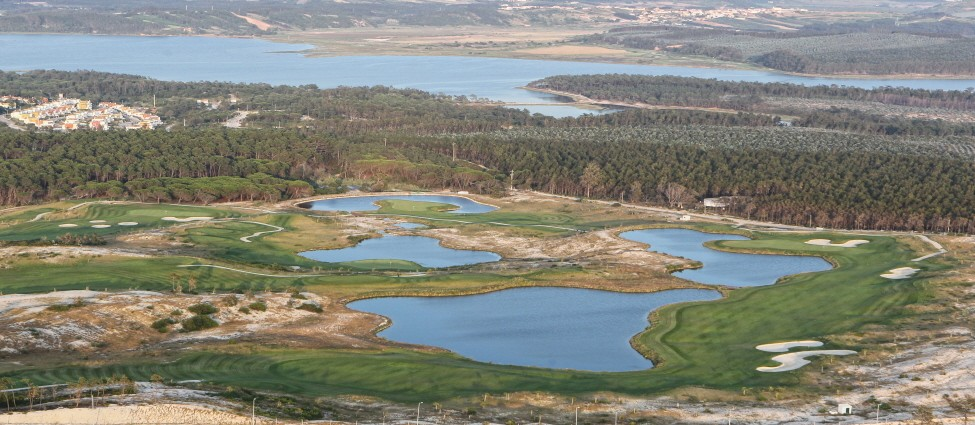 Royal Obidos Front 9 + Lagoon